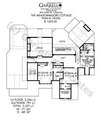 cottage style house plans meadowmoore cottage house plan house plans by garrell associates