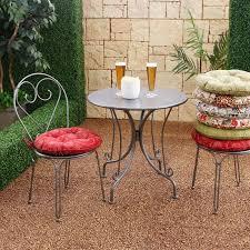 Custom Patio Furniture Cushions by Round Patio Cushions Yhzog Cnxconsortium Org Outdoor Furniture