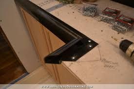 How To Build A Concrete Bar Top Concrete Countertops Custom Concrete Countertops The Good Bad
