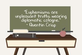 definition and examples of euphemistic language