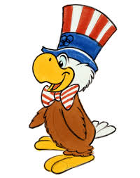 sam the eagle the mascot for the 1984 los angeles games created
