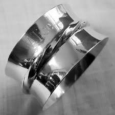 lunt antique us sterling silver napkin rings ebay