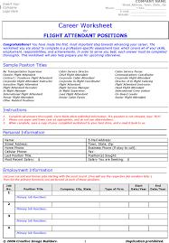 Sample Resume For Flight Attendant Position by Flight Attendant Resume Templates Download Free U0026 Premium