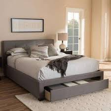 king upholstered headboard beds u0026 headboards bedroom