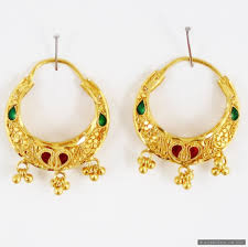 hoops earrings india indian earrings designs search earrings