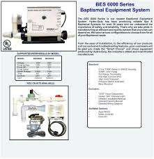 baptismal heater baptismal heaters and pumps heater universal kit baptismal heater