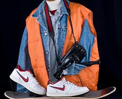 Skateboard Halloween Costumes Halloween Costume Future Marty Mcfly Costume