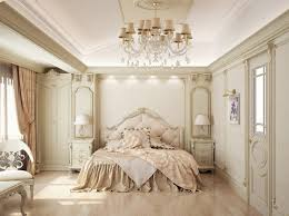 logical bedroom architecture beautiful bed bedding chandelier