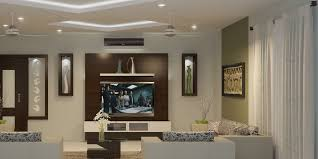 living room interiors in thrissur flat interiors in thrissur