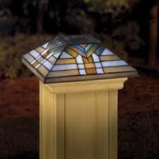 4x4 solar post lights solar designer metal 4x4 post light dynasty solar post cap