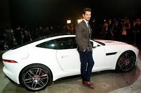 the jaguar f type coupe launch party david james gandy