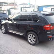 Bmw X5 2008 - bmw x5 2008 registered but clean autos nigeria