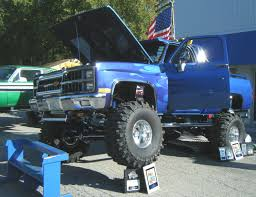 monster truck shows cookees drive in hosts the general pleasonton days car show 2009