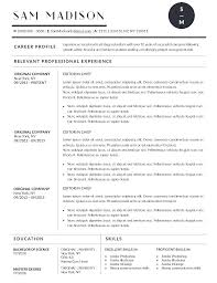 scannable resume template winning resume templates for microsoft word apple pages