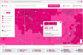 Verizon Coverage Map Wisconsin by T Mobile Coverage Map Has Been Wrong For Over Three Years Now How