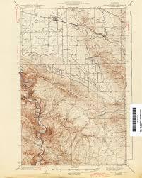 Washington County Maps Washington Historical Topographic Maps Perry Castañeda Map