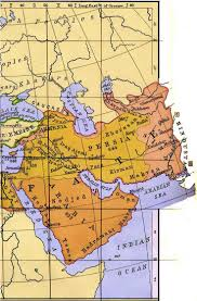 Biblical Map Of The Middle East by Persian Empire Map On Pinterest Achaemenid Roman Empire Map And