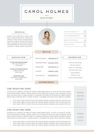 Resume Templates Design 412 Best Career Building Images On Pinterest Content Marketing