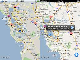 rest area finder top iphone apps and android apps for your car chevy truck forum