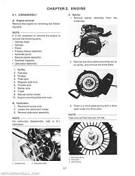 yamaha g2 golf cart service manual the best cart