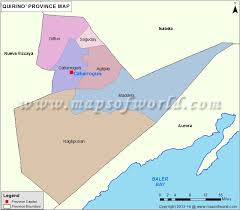map of province quirino map map of quirino province philippines