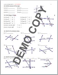 high geometry common core g co c 9 proof lines u0026 angles