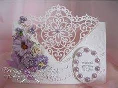 Card Making Magic - decorative blossoms corner card making magic com youtube