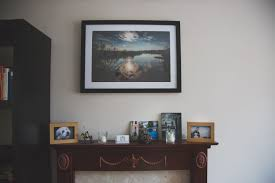 how to hang art prints fleet pond fine art print stunning frames to hang with pride