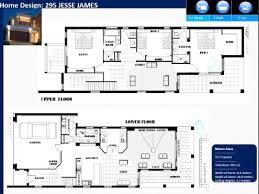 modern home design narrow lot ingenious ideas small lot house designs australia 10 narrow floor