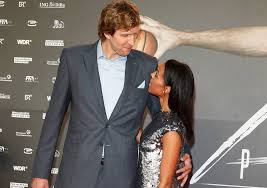 the color of love dirk nowitzki opens up on his marriage