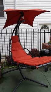 Walmart Hammock Chair Best Choice Products Hanging Chaise Lounger Chair Arc Stand Air