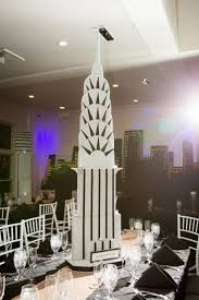 New York Themed Centerpieces by Origami Wedding Centerpieces Image Collections Wedding