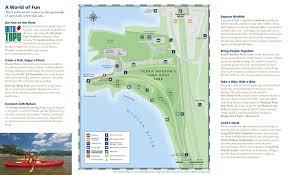 Kayak Map Scenic Hudson U0027s Long Dock Park Scenic Hudson
