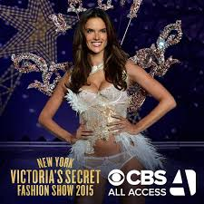 watch victoria u0027s secret fashion show live cbs