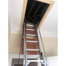 pull down attic stairs construction idea fabulous home ideas