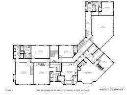 House Plans By Dimensions Architectural 2d Floor Plans Marcott Studios