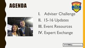 fbla competitive events fbla arizona agenda i adviser challenge