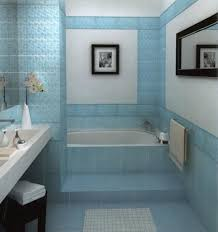 blue tiles bathroom ideas the best small bathroom remodel ideas homesfeed