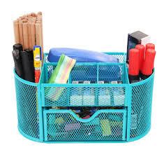 amazon com pag office supplies mesh desk organizer desktop