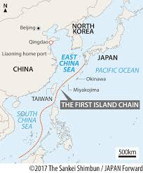 map us japan japan and the u s conduct joint operations in the east china sea