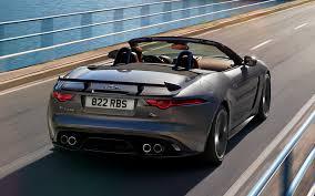 jaguar f type svr 2016 us wallpapers and hd images car pixel