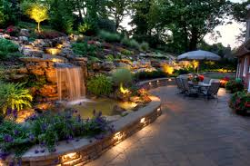 Landscape Lighting Louisville Water Features And Hardscapes P R O T U R F Louisville Ky