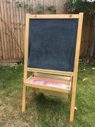 customising our children u0027s playhouse ikea hack mala easel the