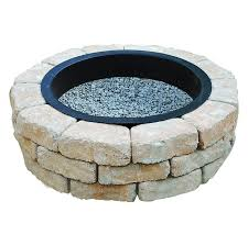 Lowes Firepits Decor Beltis Pit Kit Lowe S Canada