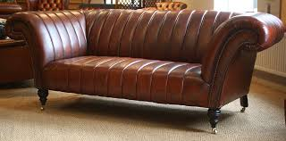 used chesterfield sofa fluted leather chesterfield leather chesterfield sofa