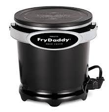 como funciona black friday en amazon amazon com presto 05420 frydaddy electric deep fryer fry daddy