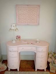 girls desk vanity foter