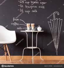 Minimalist Table by Latte Coffee On Minimalist Table U2014 Stock Photo Photographee Eu