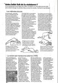 bébé siège acupuncture avoir un plan 36sa 1 le parcours du combattant