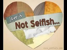 Seeking Not A Mission To Is Not Self Seeking